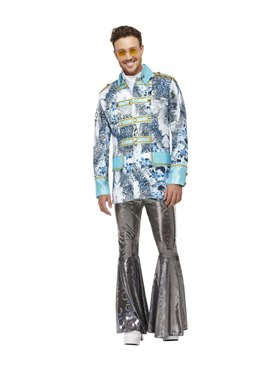 Mens Carnival Jacket Couples Costume