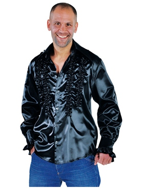 Adult Mens Black Soul Shirt