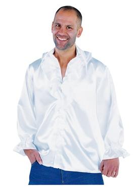 Adult Mens White Soul Shirt