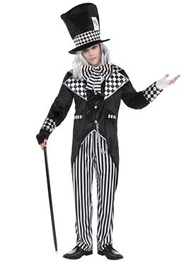 Adult Totally Mad Hatter Costume Couples Costume