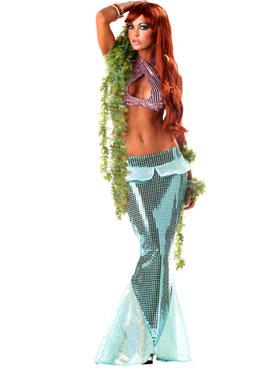 Adult Mesmerizing Mermaid Costume