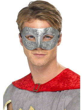 Metallic Warrior Columbina Mask