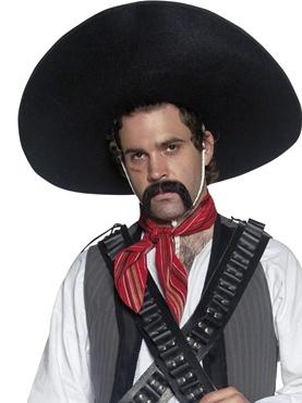 Mexican Bandit Sombrero