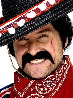 Mexican Tash Black