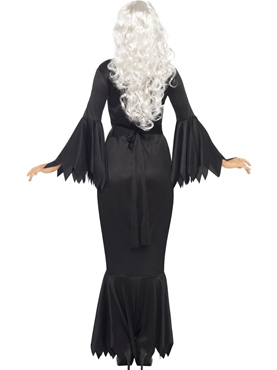 Adult Midnight Vamp Costume - Side View