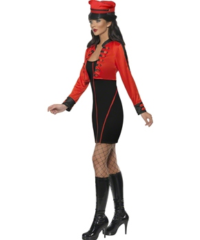Adult Military Popstar Costume - Side View