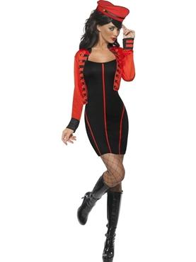 Adult Military Popstar Costume