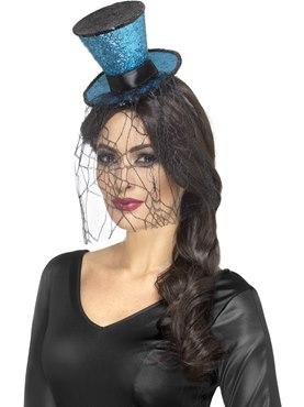 Mini Gothic Top Hat