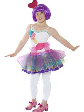 Child Mini Katy Perry Candy Girl Costume