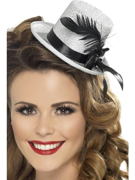 Mini Silver Tophat