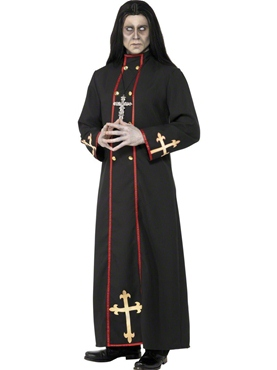 Adult Minister of Death Costume