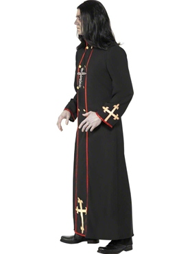 Adult Minister of Death Costume - Side View