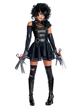 Adult Miss Scissorhands Costume Thumbnail