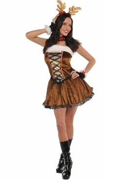 Adult Miss Vixen Costume