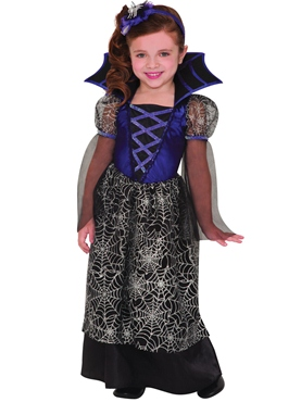 Child Miss Wicked Web Costume