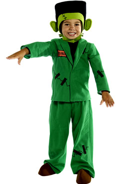 Child Monster Costume