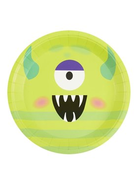 Monster Tableware Party Plates