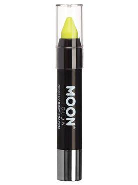 Moon Glow Pastel Neon UV Body Crayons