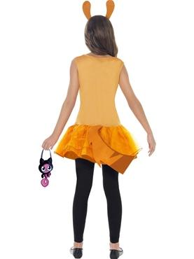 Child Moshi Monsters Katsuma Costume - Side View