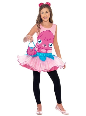 Child Moshi Monsters Poppet Costume