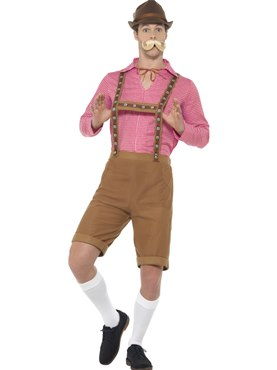 Mr Bavarian Costume Couples Costume