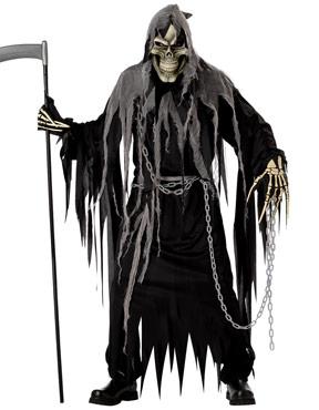 Adult Mr Grim Costume