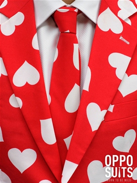 Adult Mr Lover Lover Oppo Suit - Side View