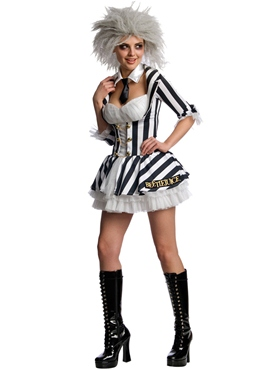 Adult Miss Beetlejuice Costume Thumbnail