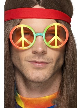 Multicoloured Hippie Specs