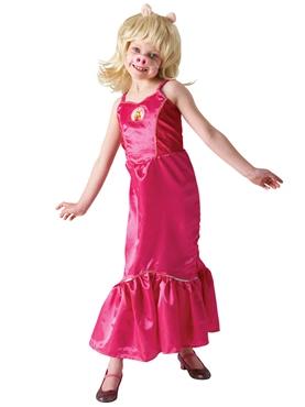 Child Muppets Miss Piggy Costume