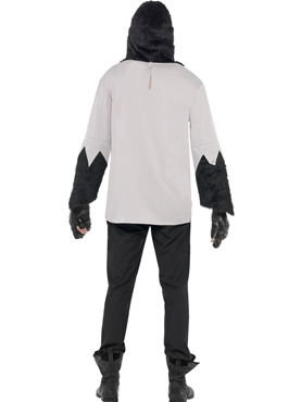 Adult Mutant Monkey Costume - Side View