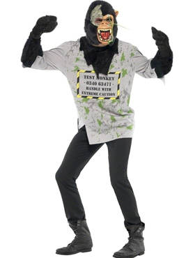 Adult Mutant Monkey Costume