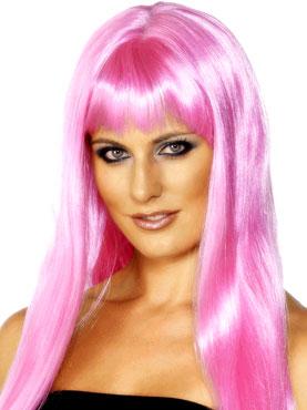Mystique Wig Pink