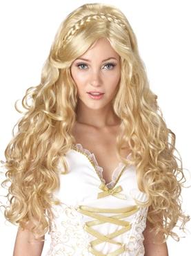 Adult Mythic Goddess Wig
