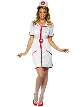 Nurse Costume |Nurse | Escapade Fancy Dress
