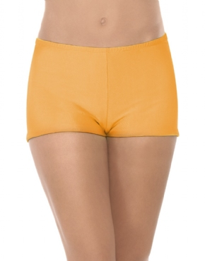 Orange Hot Pants