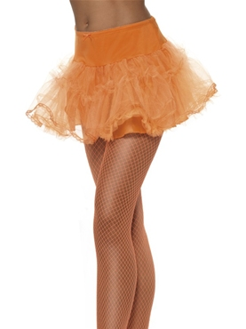 Orange Tulle Petticoat