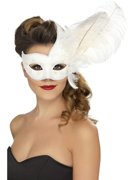 Adult Ornate Columbina Eyemask