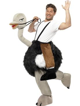 Adult Ostrich Costume