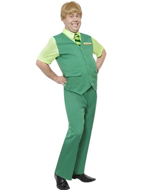 Adult Come Fly with Me Uniform Costume