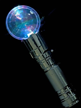 Disco Light Up & Glow Microphone