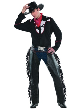 Outlaw Cowboy Pete Costume