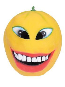 Outrageous Orange Mask