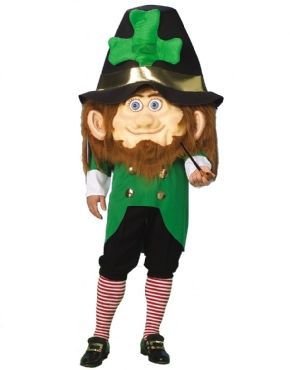 Adult Oversized Leprechaun Costume
