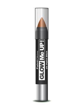 Paintglow Glow Me Up Orange UV Paint Stick