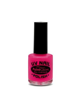 Paintglow UV Pink Nail Polish
