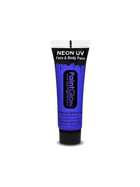 Paintglow UV Blue Face & Body Paint