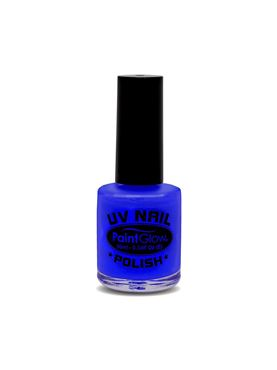Paintglow UV Blue Nail Polish