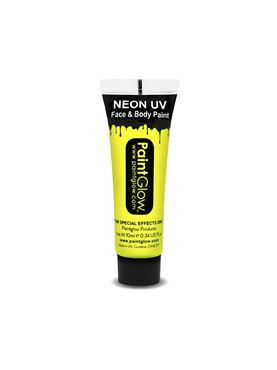 Paintglow UV Yellow Face & Body Paint