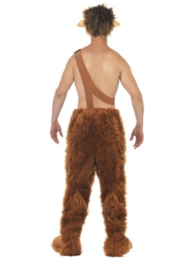 Adult Pan Costume - Back View